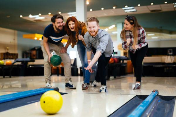 Team building uz bowling u kuglani