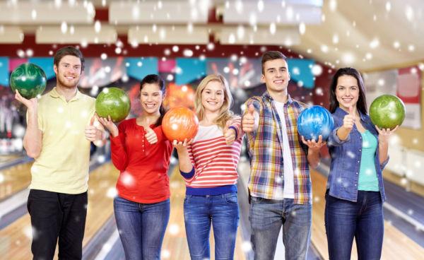 Organizirajte Božićni domjenak vaše tvrtke u Bowling Centru Zagreb