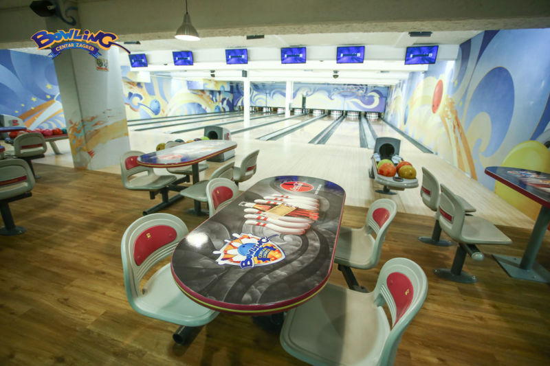 Kuglanje u bowling klubu