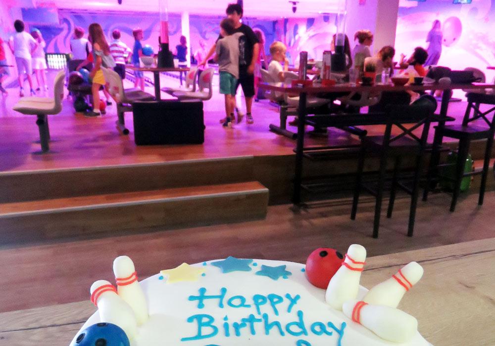 Proslava dječjeg rođendana uz kuglanje u Bowling centru Zagreb
